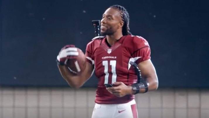 Larry Fitzgerald Is One Of The Nicest Shit Talkers In The NFL