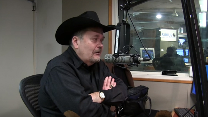 Jim Ross Wants To Start Calling MLB Games, And I'm All For It