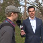 VIDEO- Fox News' Jesse Watters Visits The University of Oregon, Makes Bernie Sanders Supporters Look Like Idiots