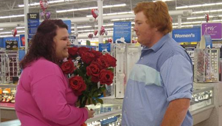 Alabama And Auburn Couple Celebrates Valentine's Day In Most Alabama Way Possible