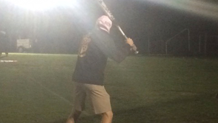 This Rec League Legend Should Be On Every Fraternity's List Of Top Rushees