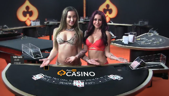 Pornhub Officially Opens Up Online Strip Poker Rooms
