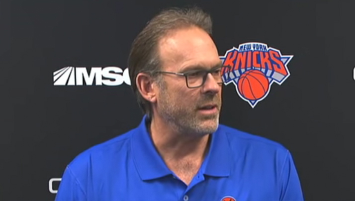 Per His Twitter Account, Knicks Head Coach Great Kurt Rambis Loves Him Some Female Masturbation Porn