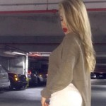 Valeria Orsini Has Some Of The Biggest Boobs You'll Ever See And Posted Video To Prove It