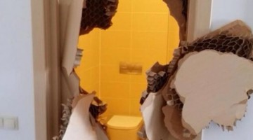 The Daily Timeline Between A Fraternity Man And His Bathroom