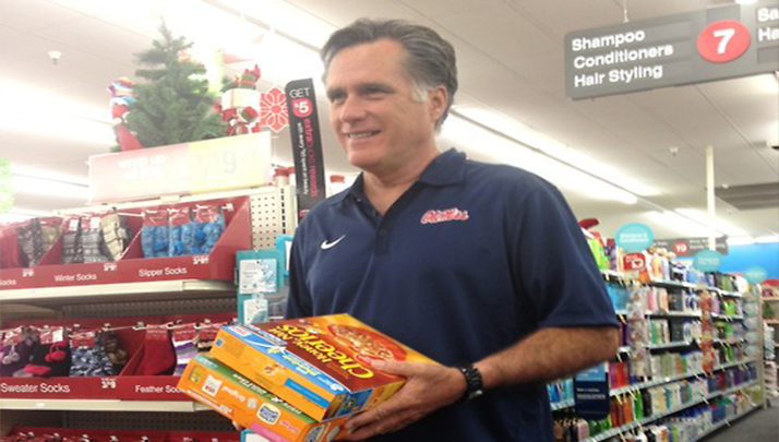 Mitt Romney Enters The %22Twilight Zone%22