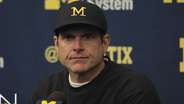 Jim Harbaugh Is Greatest Coach That's Never Won Anything