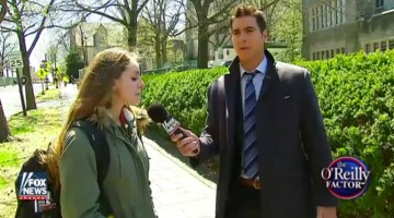 VIDEO- FOX's Jesse Watters Expertly Trolls Princeton Students Who Get Offended Easily
