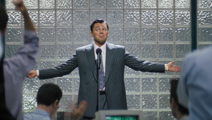 Wolf Of Wall Street Dirty Money