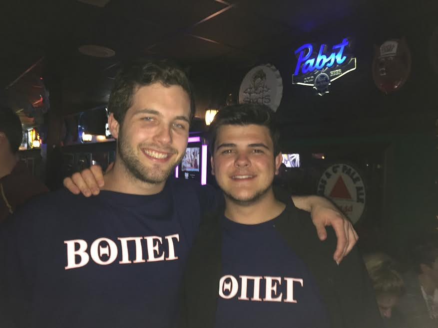 A couple of boners.