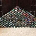 dip can table