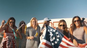 Washington State Delta Gamma Has A Fire Recruitment Video