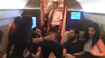 Dan Bilzerian Has Banned Hillary Clinton From Using His Private Jet