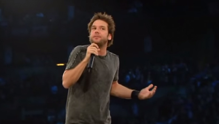 Dane Cook Fast Food