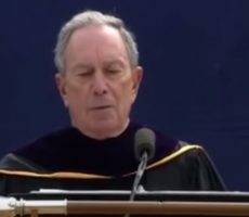 Michael Bloomberg Goes Off On Safe Spaces During Michigan Commencement Speech