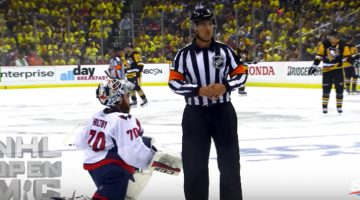 NHL Refs Mic'd Up For The Playoffs Proves They Are Best Refs In Sports