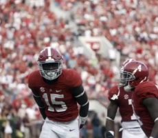 Alabama Football Wants To Remind The World Who's Boss With 2016 Hype Video