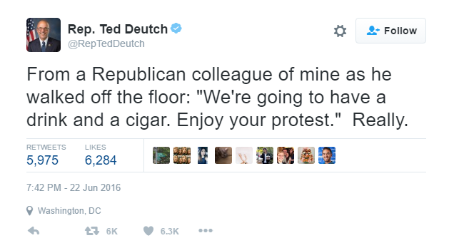 Rep ted deutsch