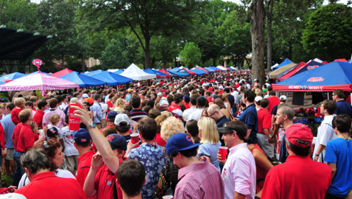 The 5 Best Reasons To Go To Ole Miss