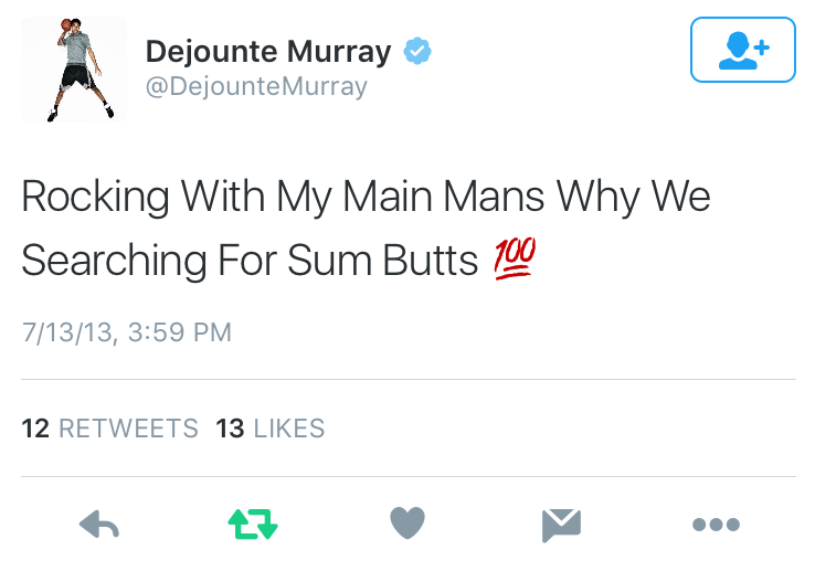 Dejounte Murray 2