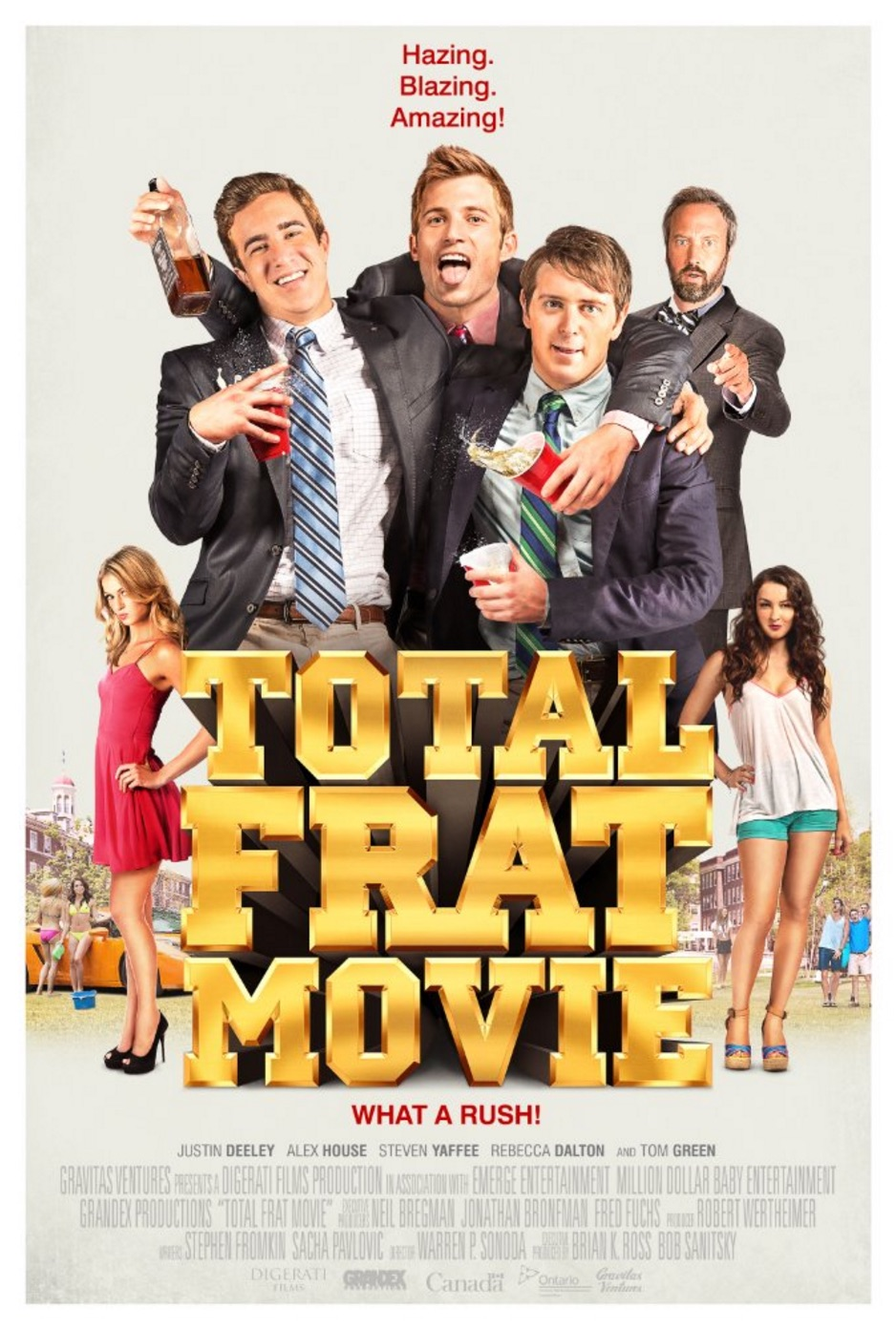 Total Frat Move | PHOTOS: The Exclusive First Look At