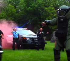 Liberals Are Already Pissed About This Police Department's 'Running Man' Video