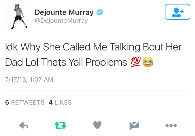 Dejounte murray 3