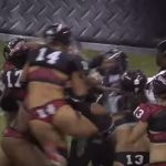 Lingierie Football Brawl