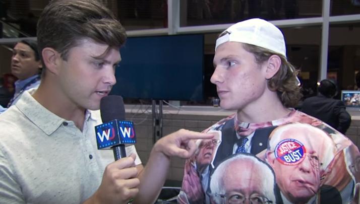 SNL Stars Troll Bernie Supporters