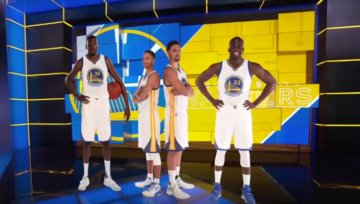 Warriors Super Team