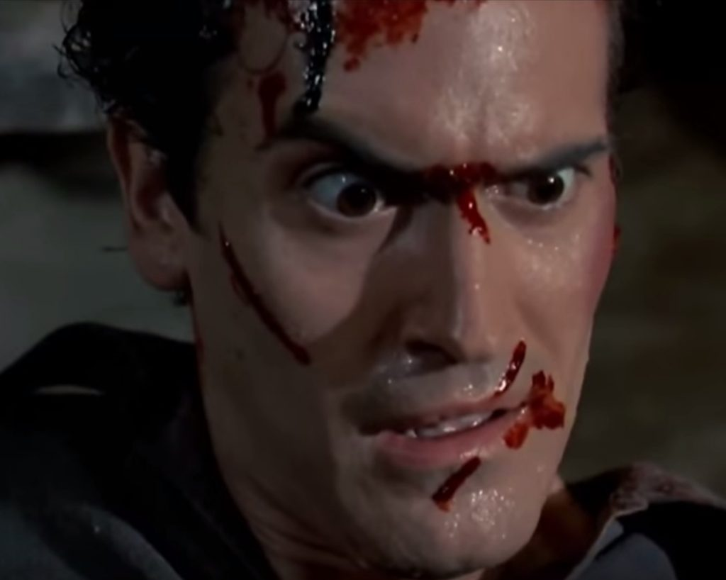 evil dead halloween movies