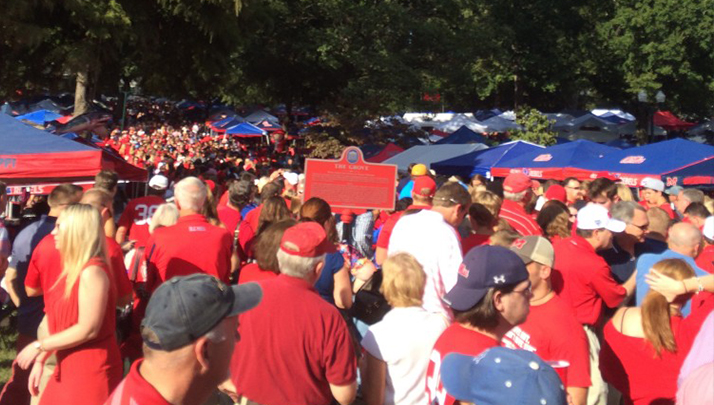 Ole Miss Gameday