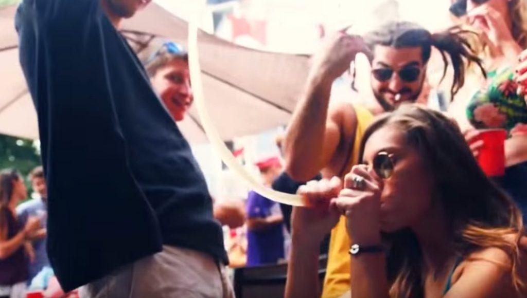 college of charleston drinking