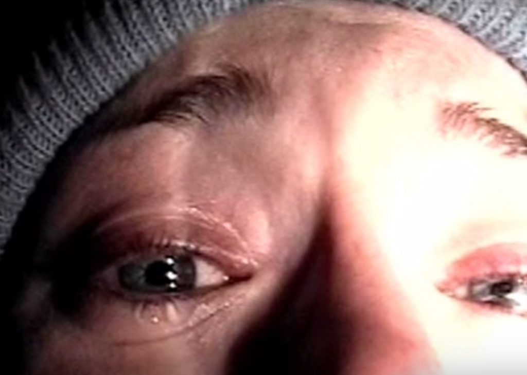 blair witch project halloween movies