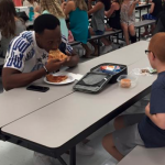 travis rudolph fsu lunch middle schooler