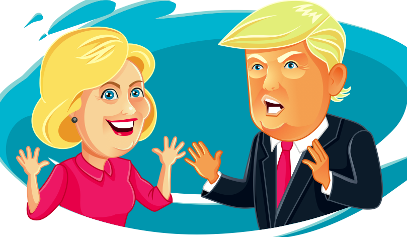 2016 debate drinking game
