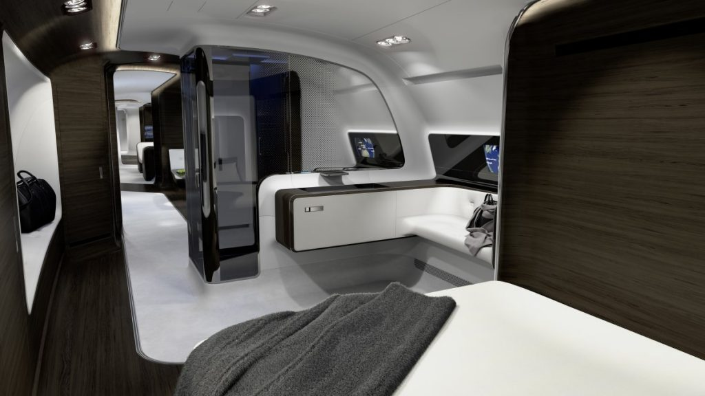 theres-also-a-free-standing-shower-sectioned-off-in-the-master-suite-mercedes-has-yet-to-reveal-the-approximate-price-of-a-plane-with-this-customized-interior-as-well-as-when-we-could-potentially-see