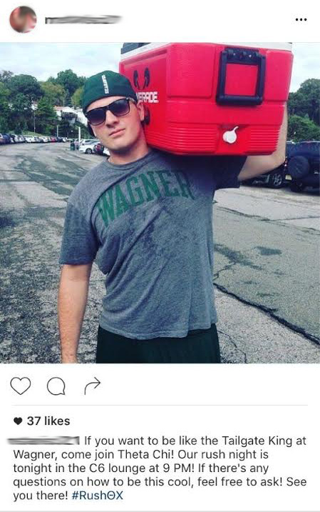 Hey everybody check out the fucking Tailgate King over here.