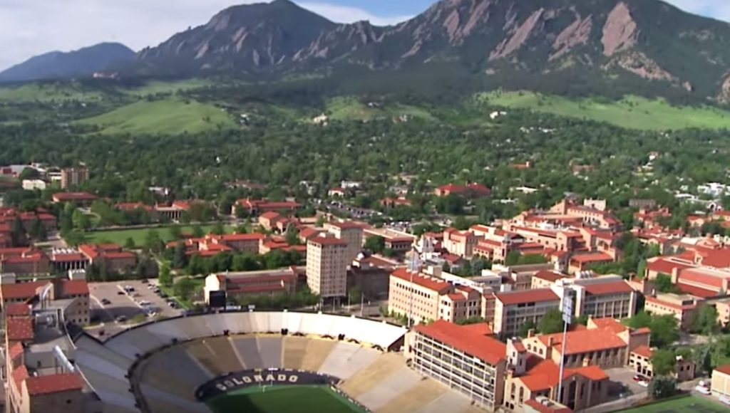colorado at boulder