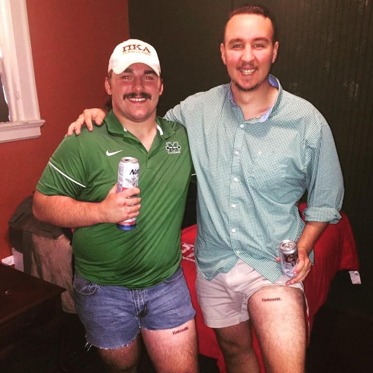 Those jorts are fly as hell IMO.