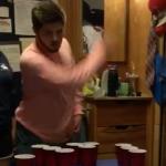 beer pong swat