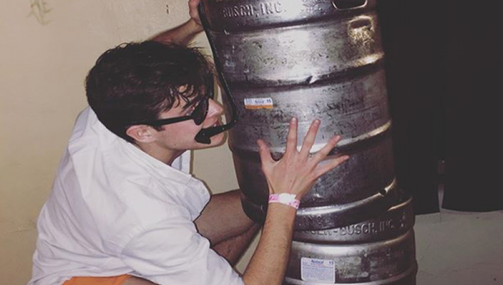 keg alcohol