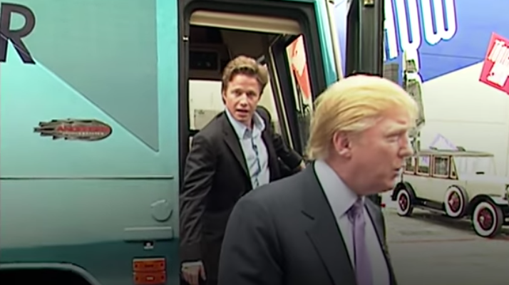 trump billy bush