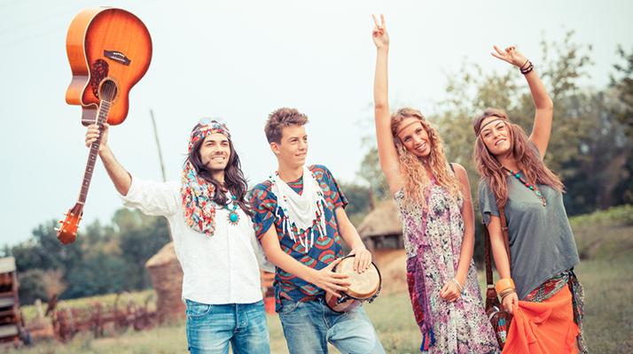 hippiesstandingrock