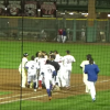 tim tebow walk-off