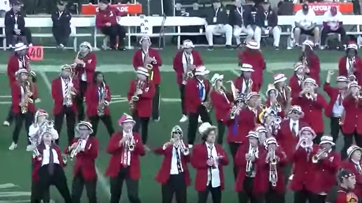 stanford band banned