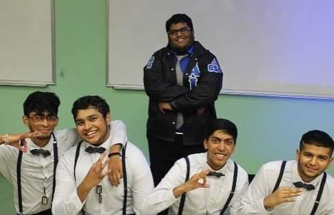 Gang gang gang gang.
