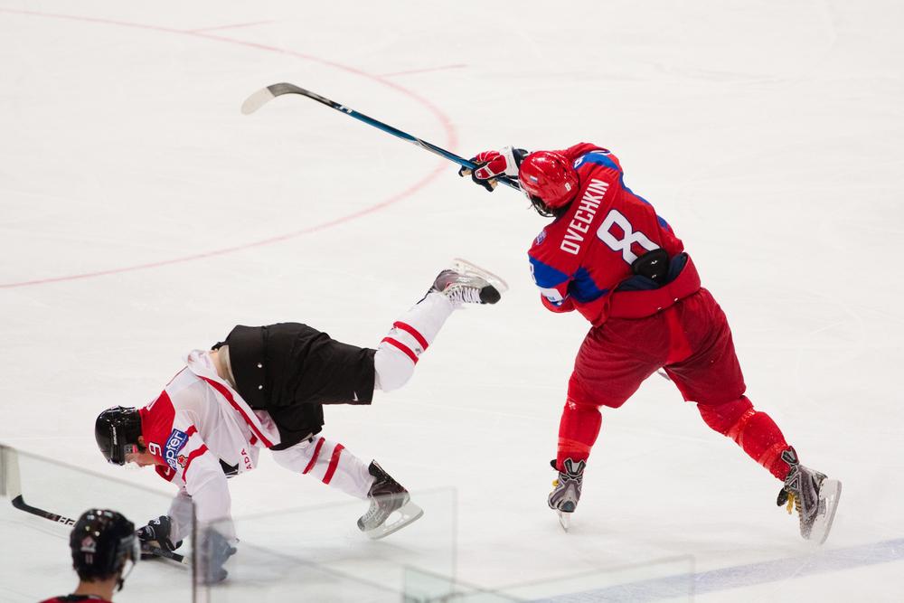 alex ovechkin nhl hockey revenge