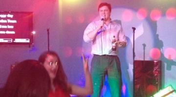 karaoke fraternity