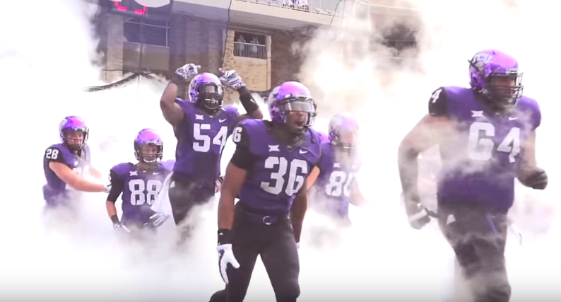 tcu college football